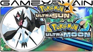 Pokémon Ultra Sun & Ultra Moon ANALYSIS - Reveal Trailer (Secrets & Hidden Details)