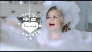 Johnson's Baby Bubble Bath & Wash 2010 Ad