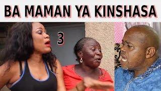 BA MAMAN YA KINSHASA Ep 3 Theatre Congolais avec Makambo,Daddy,Flore,Barcelon,Kipekapeka