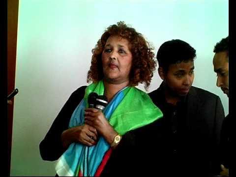 SAADO ALI SOMALI SONG OGADEN SWEDEN IFTINFF