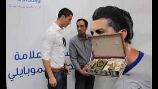 C.Ronaldo want to be a Muslim, see the video