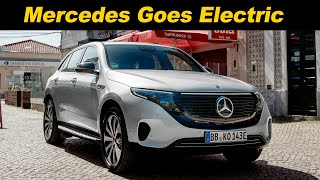 2021 Mercedes EQC First Look