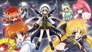Magical Girl Lyrical Nanoha A's Portable: The Battle of Aces - Yagami Hayate [ Part 5 ]