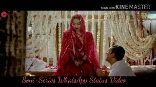 Aaj Se Teri | pedman | Akshay_Kumar___Radhika_Apte | WhatsApp status video