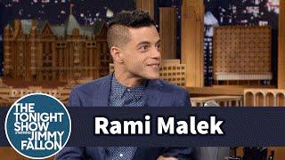Rami Malek Blew Off Robert Downey Jr.'s Emails