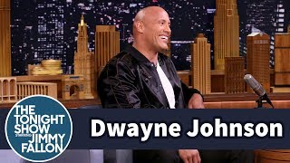 Dwayne Johnson Addresses Rumors He May Run for President