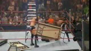 Edge vs The Undertaker TLC match