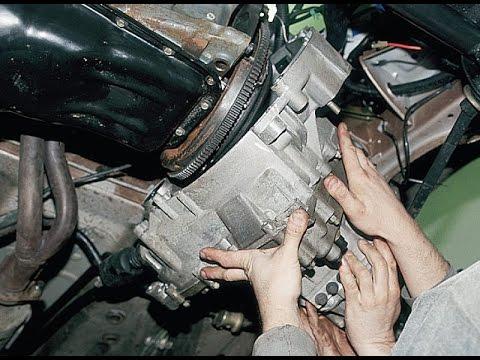 Как сделать замену агрегата