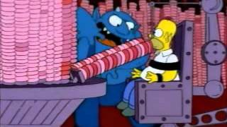 Simpson Donuts in Hell