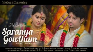Beautiful Temple Wedding in Salem, Tamilnadu by FocuzStudios.com | SARANYA + GOWTHAM