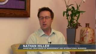 Vision by Dr. Nathan Hiller