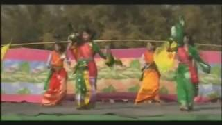 Dokhona Dokhona Bodo dance