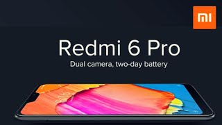 Full Specifications of Redmi note 6 pro | Redmi note 6 | reviews