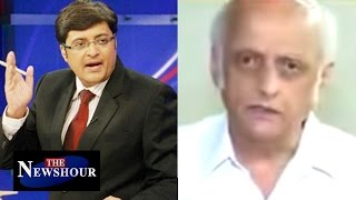 Arnab Goswami V/S Mukesh Bhatt on Award Wapsi Campaign :The Newshour Debate