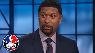 Jalen Rose on NBA playoff play-in tournament: