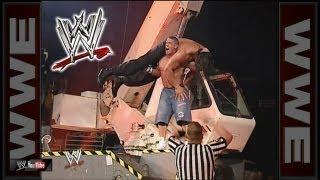 John Cena vs. The Great Khali - Falls Count Anywhere WWE Championship Match: One Night Stand 2007