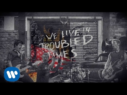 Xxx Mp4 Green Day Troubled Times Official Lyric Video 3gp Sex