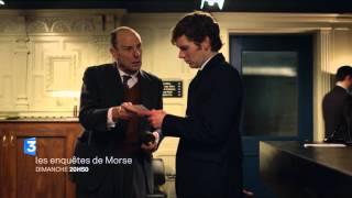 Les enquêtes de Morse : Le trésor de Wolvercote - Bande-annonce