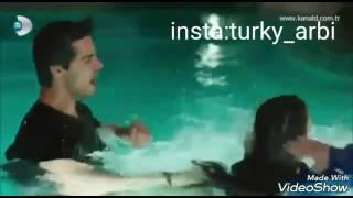 مشهد المسبح من جميع المسلسلات التركية 😍