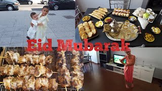EID Al-ADHA 2017# VLOG fiesta del cordero