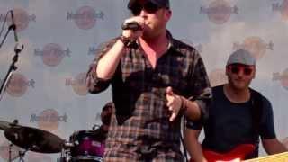 Cole Swindell - Chillin' It - Nashville, TN 6/8/2013