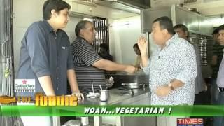 The Foodie-Woah...Vegetarian (Part 1 of 3)