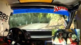 39° Rally Trofeo Maremma 2015 Cameracar Berti - Cassano Fiat Uno 70 S 2' Di Classe A5