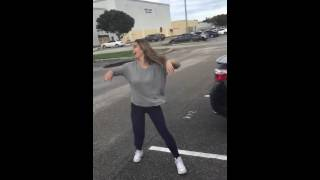 LEAN AND DAB GIRL ! (Offical Video) dancer: hayley marcu