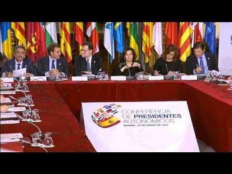 watch El Gobierno busca el acuerdo con los presidentes autonómicos