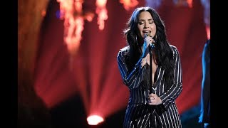 Demi Lovato - Tell Me You Love Me (Live at The Voice USA 2017)