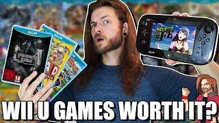 10 Nintendo Wii U Games Worth Buying!