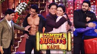 Happy New Year With Comedy Nights With Kapil - 18th &19th Oct 2014