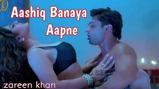 Aashiq Banaya Aapne Hate Story 4 | Zareen Khan And Karan Singh