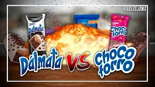 DALMATA VS CHOCOTORRO ¿CUAL ES MEJOR? 😱