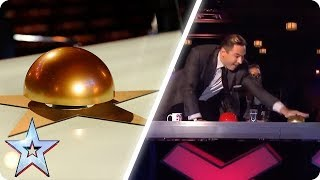 David Walliams' BEST GOLDEN BUZZERS   Britain's Got Talent