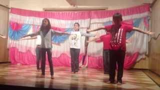 Dev Joshi's dance