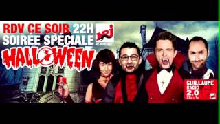 Emission Complete Special Halloween / Paranormal du 29/10/15 Guillaume Radio 2.0