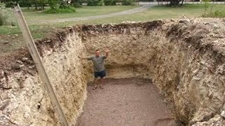 When He Dug This Hole His Neighbors Thought He Was Crazy Now They