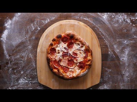 Brick Oven Style Pizza