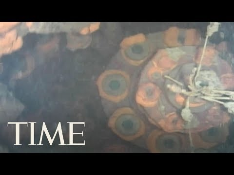 Swimming Robot Captures Underwater Images Of Damaged Fukushima Nuclear Reactor | TIME