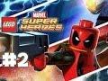 Download Video Download LEGO MARVEL SUPER HEROS MISSION DEAD POOOL# 2 3GP MP4 FLV