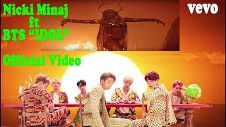 BTS ft Nicki Minaj