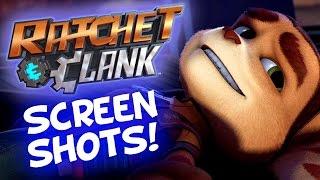 Ratchet & Clank Movie Deleted Scenes (SCREENSHOTS)