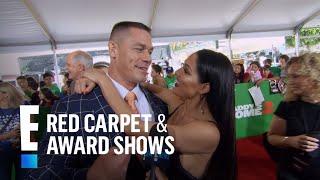 Oops! E! Accidentally Spoils John Cena