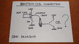 Ignition Coil - Circuit Confusion