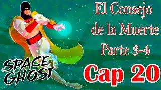 El Fantasma del Espacio - Capitulo 20 - Latino HD