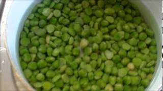 Making Mushy Peas