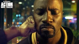 LUKE CAGE - New Trailer brings more chaos to Harlem [Marvel/Netflix Series] HD