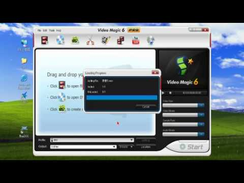 Use Video Magic Converter wmv to Nokia E72