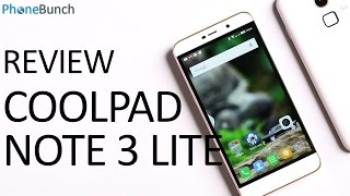 Coolpad Note 3 Lite Full Review - After a month of Usage